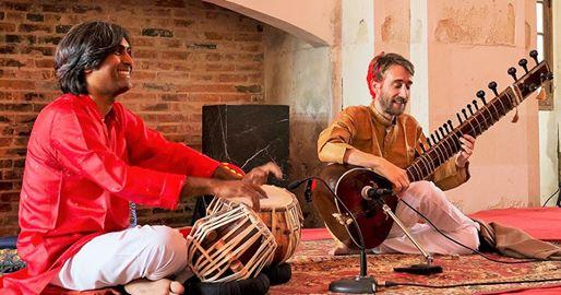 Concert exceptionnel de musique Indienne