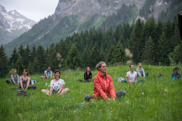 Séjour immersion Yoga & Nature du 11 au 14 Novembre