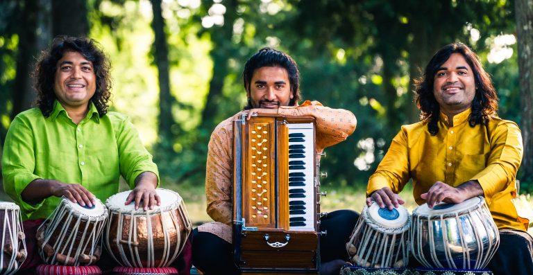 Concert exceptionnel de Amrat Hussain Brothers Trio
